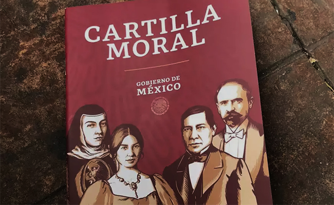 cartilla moral AMLO