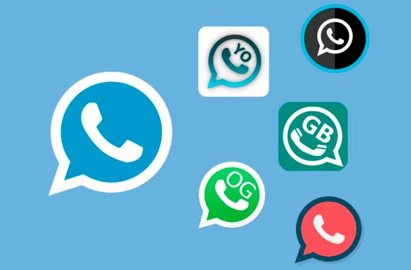 alternativas a WhatsApp Plus
